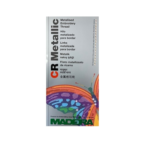 FARB-COL. CARD CR   METALLIC    FK 65