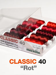 MINISTARTER CLASSIC 40 ROT