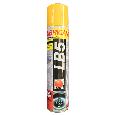 LB5 Öl-Spray